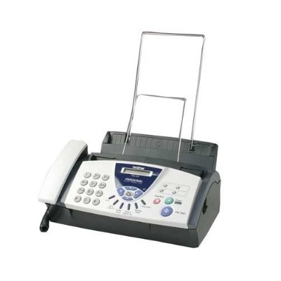 Click here for Brother FAX-575 FAX-575 - Fax / copier - B/W - the... prices
