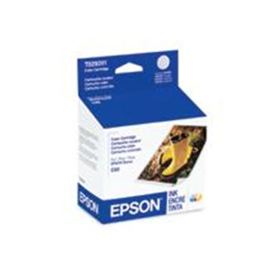Epson T029201 Color Ink Cartridge for Stylus C60