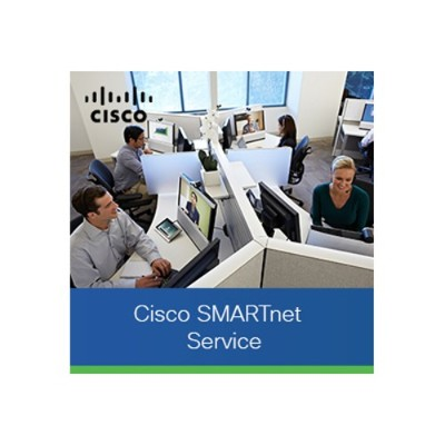 Cisco CON-SNT-GSR6/120 SMARTnet Extended Service Agreement - 1 Year 8x5 NBD - Advanced Replacement + TAC + Software Maintenance