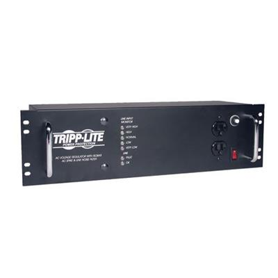 TrippLite LCR-2400 Line Conditioner / AVR System 2400W with 14 NEMA 5-15R Outlets