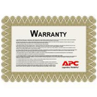 APC WEXTWAR1YR-AX-10 1 Year Extended Warranty for NetworkAIR Air Distribution Unit