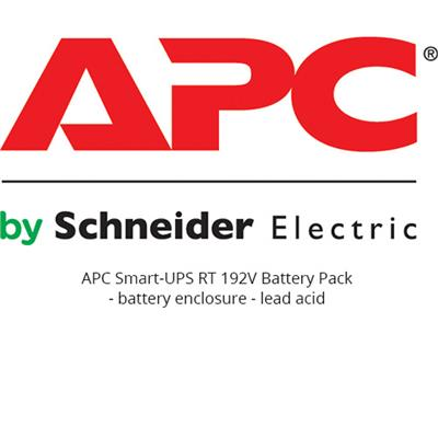 APC SURT192XLBP Smart-UPS RT 192VA Battery Pack