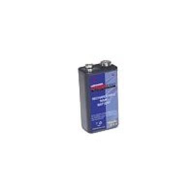 Lenmar PRO19 NoMEM PRO 1pc 9V 160mAh Nickel Metal Hydride Battery