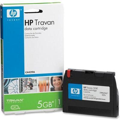 Travan 2.5 GB / 5 GB - TR-4 - Storage Media