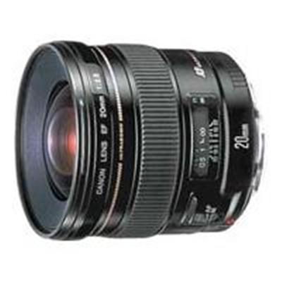 Canon 2510A003 EF 28mm f1.8 Wide Angle Lens