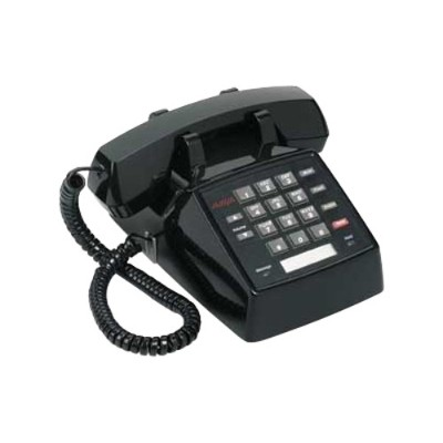 Avaya 108209057 Lucent 2500 YMGP Corded phone single line operation black