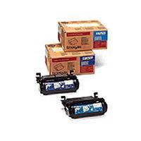 Lexmark 1382929 Black toner cartridge for label applications