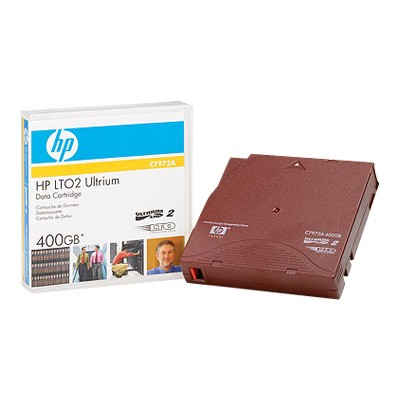 200 400GB 609m LTO-2 Ultrium Tape Cartridge