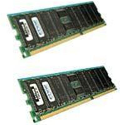 Edge Memory PE19429102 4GB (2 x 2GB) PC2100 DDR ECC SDRAM 184-pin DIMM Kit