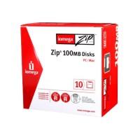 100MB Zip Disks 10 Pack Sleeve