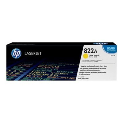 HP Inc. C8552A Color LaserJet C8552A Yellow Print Cartridge