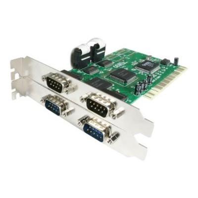 StarTech.com PCI4S550N 16C550 Serial Adapter