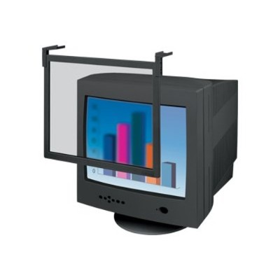 Fellowes 93786 Standard Filter Trad Tint - 19/21 Black Frame