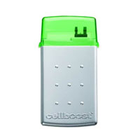 Instant Power Battery for up to 60 minutes of talk time.