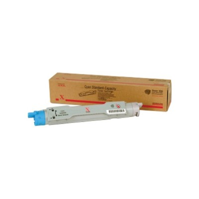 Xerox 106R00668 Cyan Standard-Capacity Toner Cartridge for Phaser 6250
