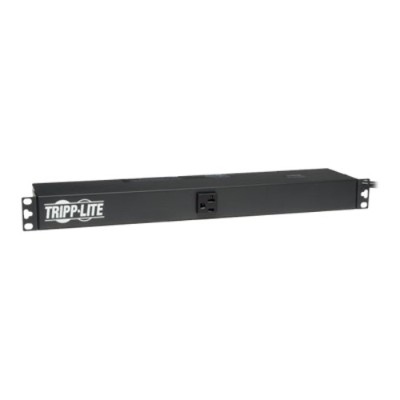 TrippLite PDU1220T PDU Basic Horizontal 2.4kW 120V 20A (13 5-15/20R) 5-20P 15ft Cord 1URM