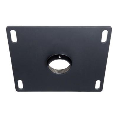 Peerless CMJ-310 Ceiling Plate 8x8 - Black