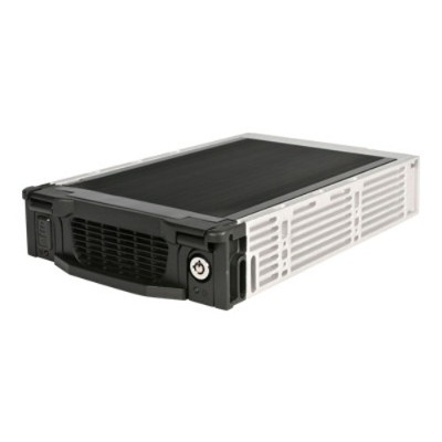 StarTech.com DRW115SATBK Black Serial ATA Drive Drawer with Shock Absorbers - Professional Series