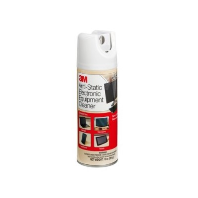 Image of 3M Antistatic Electronic Equipment Cleaning Spray - 1 Each - Aqua