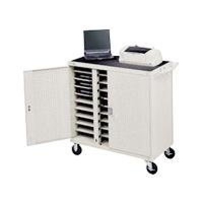 Bretford Manufacturing Lap30eulbagm Laptop Storage Cart Lap30eulba-gm - Notebook Cart