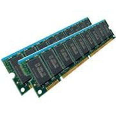 Edge Memory PE19872502 DDR2 - 4 GB: 2 x 2 GB - DIMM 240-pin - 400 MHz / PC2-3200 - registered - ECC