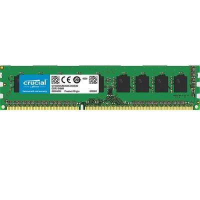 Crucial CT12864AA667 1GB 240-pin DIMM  DDR2 PC2-5300 Non-ECC Unbuffered Memory Module