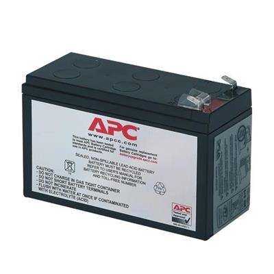 APC RBC2 Replacement Battery Cartridge #2 - UPS battery - lead acid