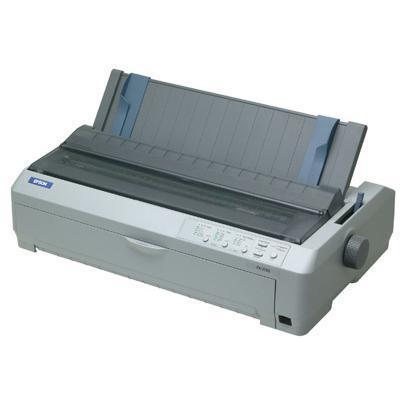 Epson C11C526001NT FX 2190N Printer B/W - dot-matrix