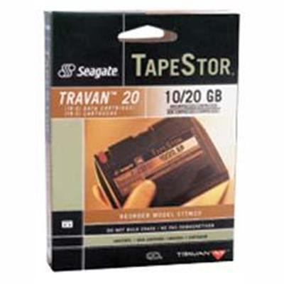 20 GB - Travan Storage Media
