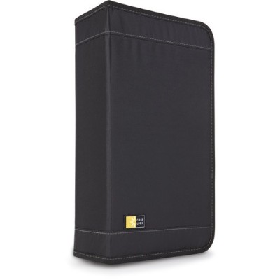 Case Logic CDW92 100 Capacity CD Wallet - Black