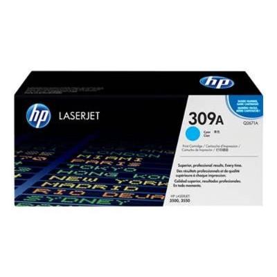 Color LaserJet Q2671A Cyan Print Cartridge