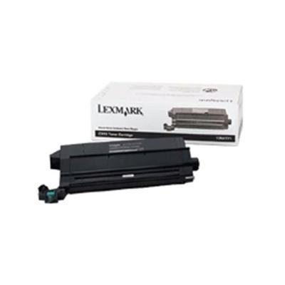 Lexmark 12N0771 Black Toner Cartridge for C910/C912