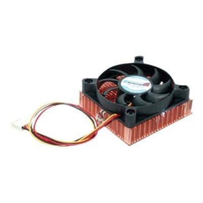 StarTech.com FAN3701U 6cm Copper CPU Heatsink+Fan for 1U Servers