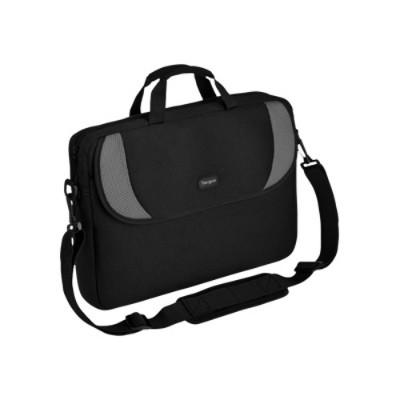 """Targus CVR200 16"""" Laptop Sleeve - Black/Gray"""