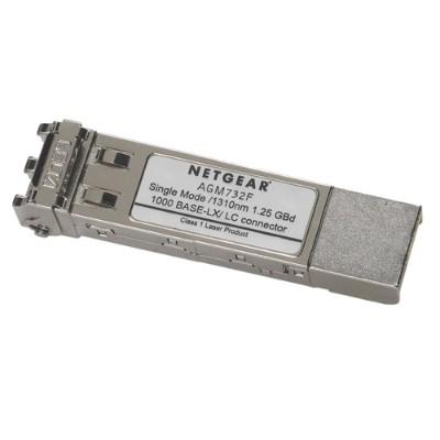 NetGear AGM732F ProSafe GBIC Module 1000BASE-LX Fiber SFP