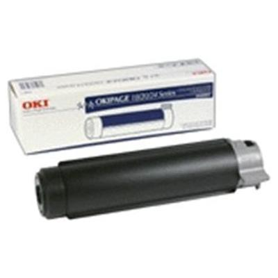 Oki 40468801 Black original toner cartridge for PAGE 18 18n 20 20DX 20DXn 20n 24 24DX 24DXn 24n 24Tn