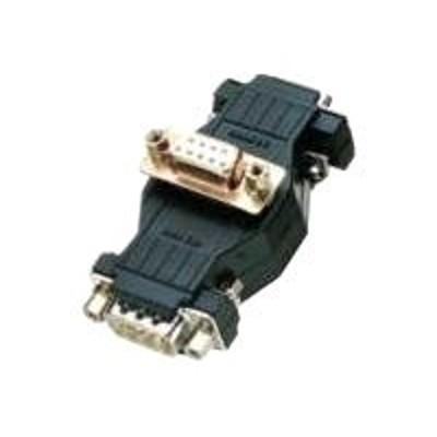 Black Box FA148A DB9 TAP MF-F Female Tap Connector