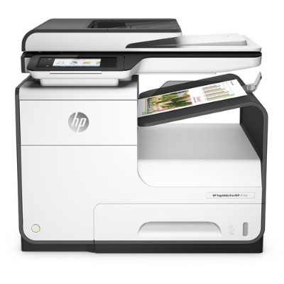 HP Inc. D3Q19A PageWide Pro 477dn - Multifunction printer - color - ink-jet - Legal (8.5 in x 14 in) (original) - A4/Legal (media) - up to 55 ppm (copying) - up