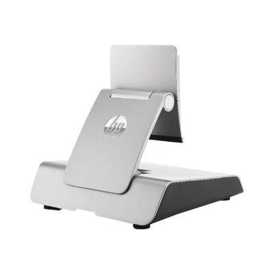HP Inc. P0Q87AA Ergonomic Stand - POS stand - for RP9 G1 Retail System 9015  9018
