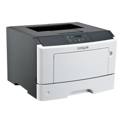 Lexmark 35S4375 MS312dn - Printer - monochrome - Duplex - laser - A4/Legal - 1200 x 1200 dpi - up to 33 ppm - capacity: 300 sheets - parallel  USB 2.0  LAN