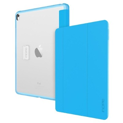 Incipio IPD-304-CYN Octane Pure Translucent Co-Molded Folio for iPad Pro 9.7 - Cyan