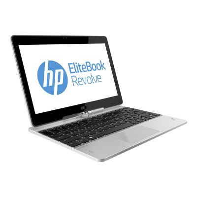 HP Inc. G5U46UP#ABA EliteBook Revolve 810 G2 Tablet - Convertible - Core i3 4010U / 1.7 GHz - Win 7 Pro 64-bit (includes Win 8.1 Pro License) - 4 GB RAM - 128 G