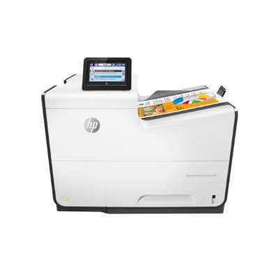 HP Inc. G1W46A#BGJ PageWide Enterprise Color 556dn - Printer - color - Duplex - page wide array - A4/Legal - 1200 x 1200 dpi - up to 75 ppm (mono) / up to 75 pp