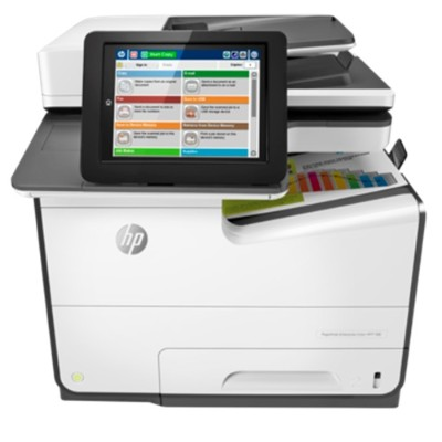 HP Inc. G1W40A#BGJ PageWide Enterprise Color MFP 586f