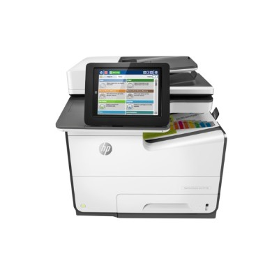 HP Inc. G1W39A#BGJ PageWide Enterprise Color MFP 586dn - Multifunction printer - color - page wide array - A4 (8.25 in x 11.7 in)  Legal (8.5 in x 14 in) (origi