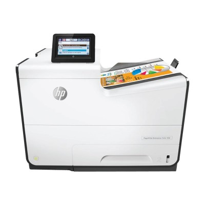 HP Inc. L3U44A#BGJ PageWide Managed Color E55650dn - Printer - color - Duplex - page wide array - A4/Legal - 1200 x 1200 dpi - up to 75 ppm (mono) / up to 75 pp