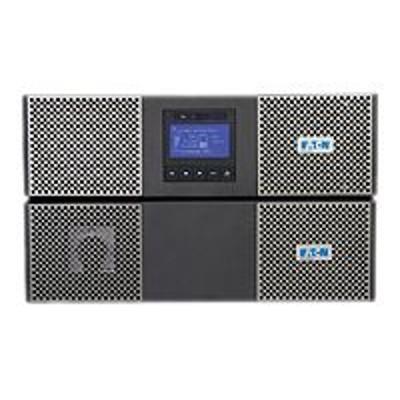 Eaton Corporation 9PX3K3UNP2 9PX3K3UNP2 - UPS (rack-mountable / external) - AC 200/208/220/230/240 V - 3000 Watt - 3000 VA - Ethernet  RS-232  USB - 6U - black