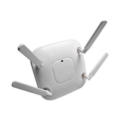 Cisco AIR-CAP2602E-B-K9 Aironet 2602e Controller-based - Wireless access point - 802.11a/b/g/n - Dual Band