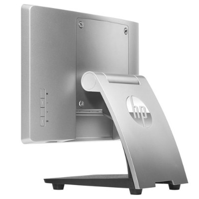 HP Inc. T6N33AA Stand for LCD display - for  L7010t  L7010t Retail Touch Monitor  L7014 Retail Monitor  L7014t Retail Touch Monitor
