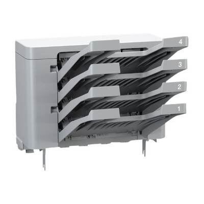 Brother MX4000 MX4000 - Printer mailbox - 800 sheets in 4 tray(s) - for  HL-L6300DW  HL-L6300DWT  HL-L6400DW  HL-L6400DWT